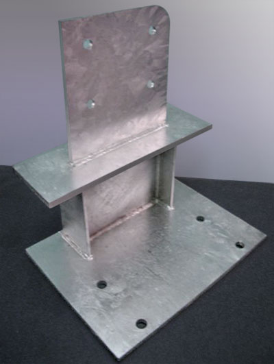 image of galvanised product