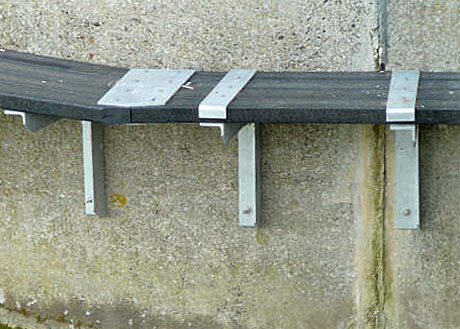 otter bridge brackets